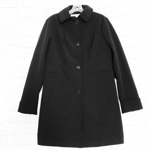 KEN.COLE》Raincoat Jacket•Snap Buttons•Collared